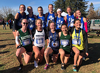 Cross Country Teams Turn in Exemplary Performances