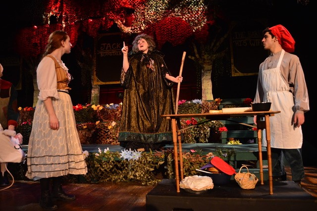 "HHS Production of ""Into the Woods"" Receives 3 Metro Award Nominations"