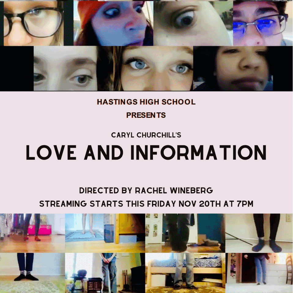 Hastings High School Play Hits the Screen