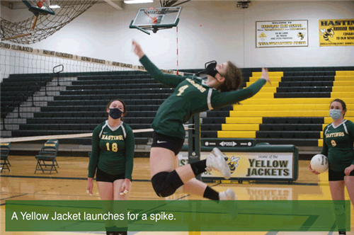 Launching for a Spike