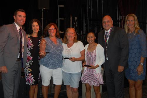 Lifelong Educators Honored