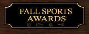 Fall Student Athletes Receive All League Recognitions