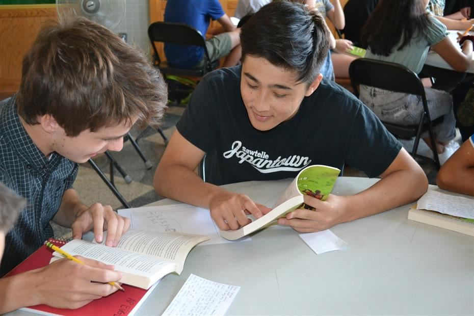 New take on Summer Reading Book Assignment Ignites Conversations