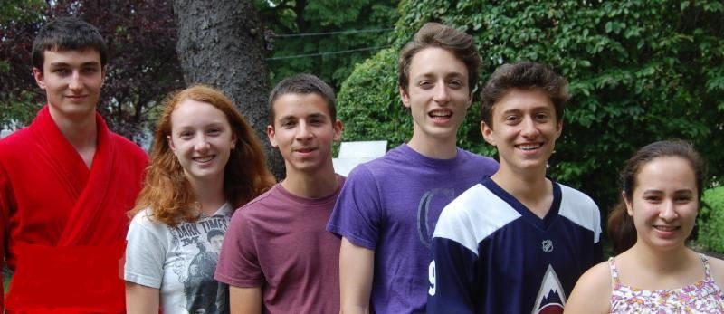 Six Students Qualify as National Merit-Semi Finalists