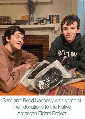 Sam and Reed