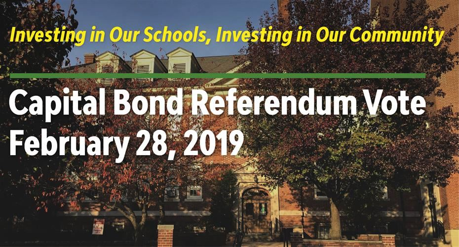 The Latest on the Bond from the Board of Ed.