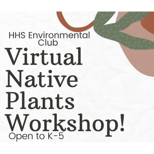 Hastings High School Environmental Club Holding Workshop for Native Hillside Plants