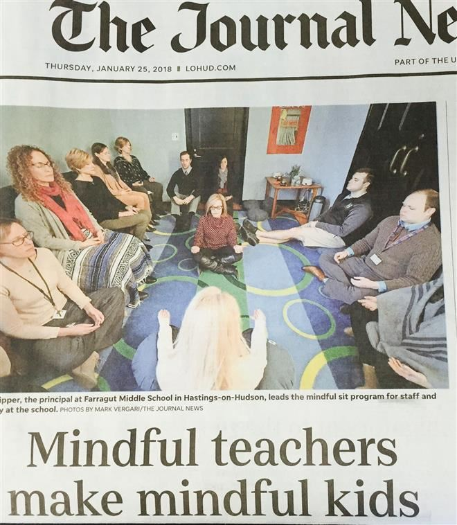 FMS Faculty Featured in Journal News!
