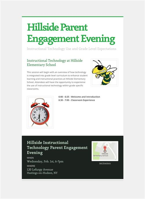 Hillside Tech Night